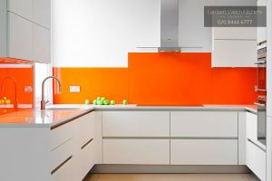 Cramley Gardens Kitchen Design