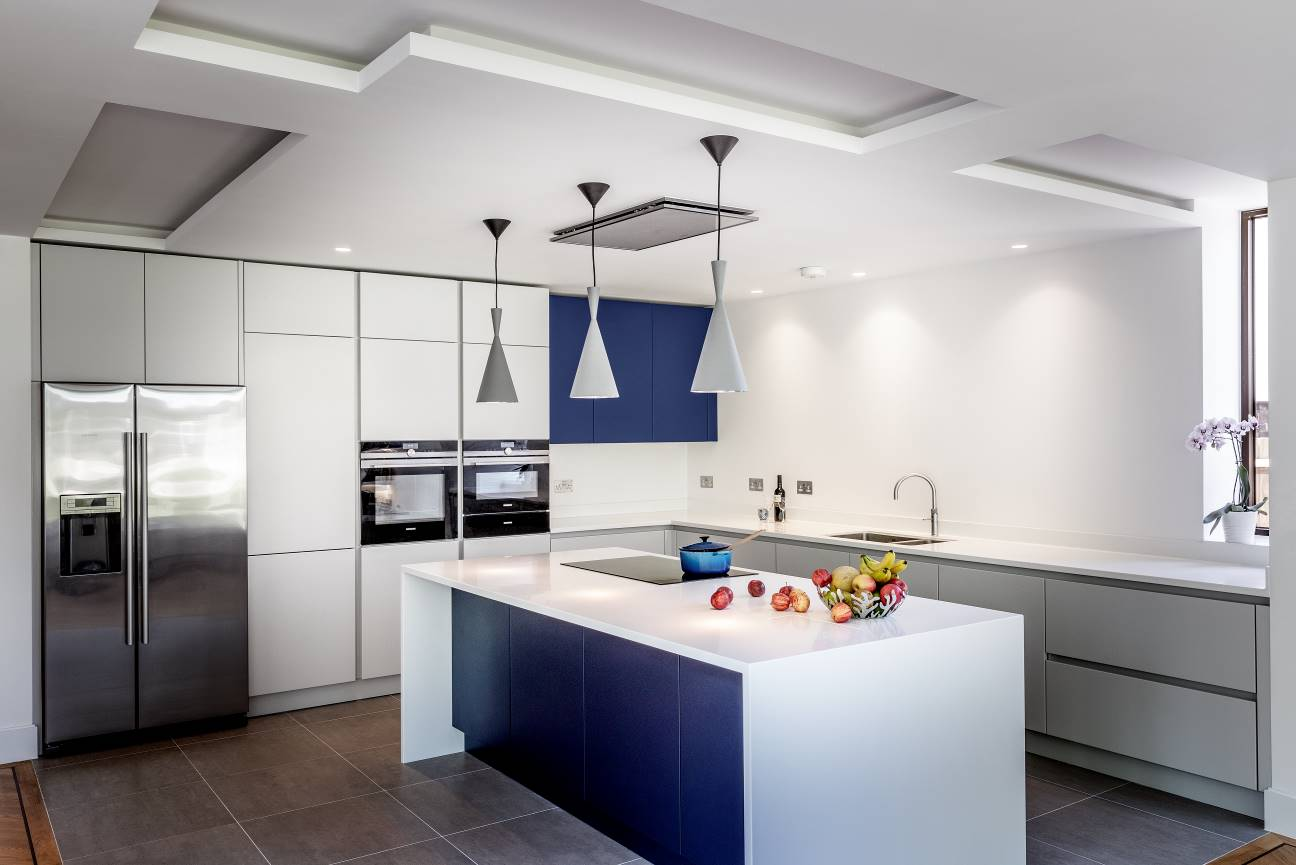 Why You Should Choose A Handless Kitchen